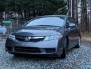 2009 Honda Civic LX-S Sedan 5MT - $7,600