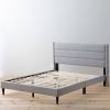 New-Unused King size Platform bedframe for $230