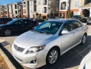 Selling 2010 Toyota Corolla S, low miles - 51k, Runs Excelle